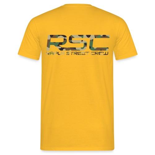RSCcamo - Men's T-Shirt