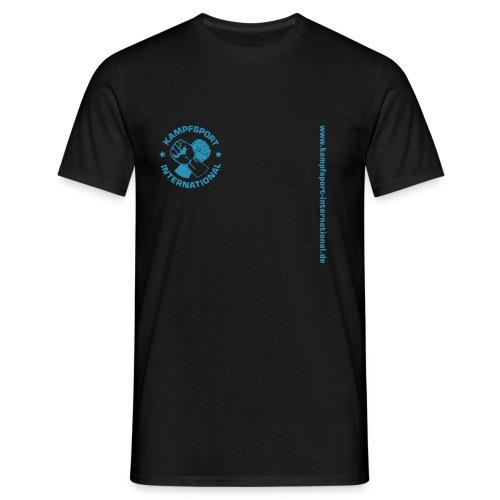 kiwebsite - Männer T-Shirt