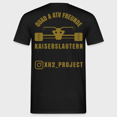 XH2 Project - Männer T-Shirt