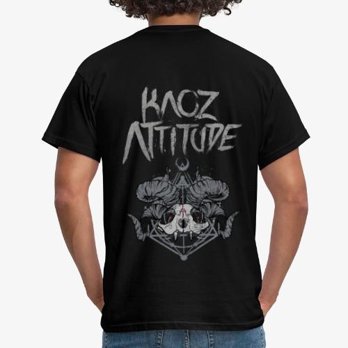Racoon Demonlord - Männer T-Shirt