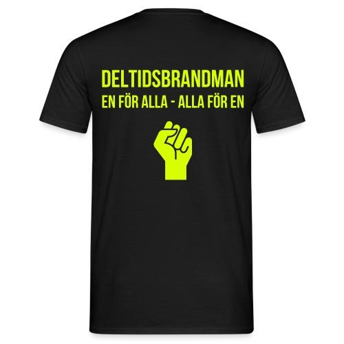 En för alla - T-shirt herr