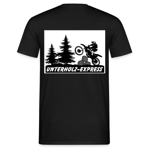 unterholz - Männer T-Shirt