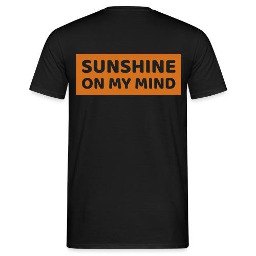 Słońce w mojej głowie - Koszulka męska