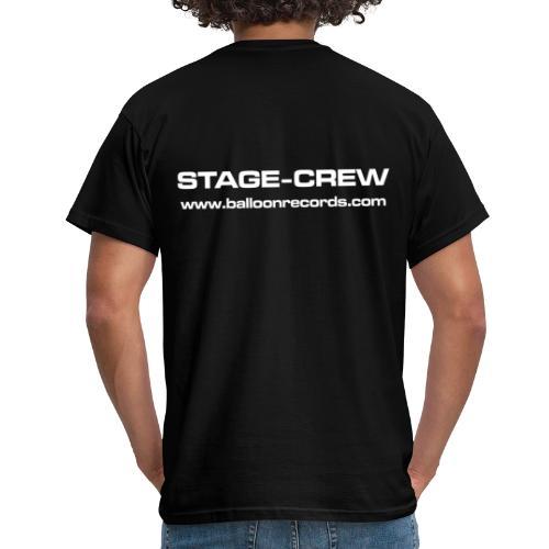 Stage-Crew - Männer T-Shirt