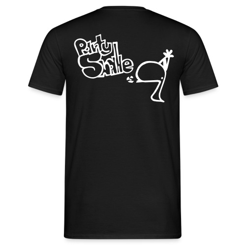 partysnake - Männer T-Shirt