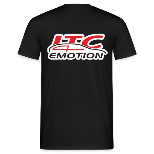 ITC 4 EMOTION - Maglietta da uomo