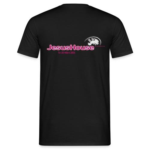 jh back - Männer T-Shirt