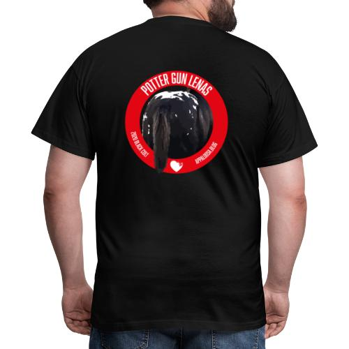 POTTER GUN LENAS - Maglietta da uomo