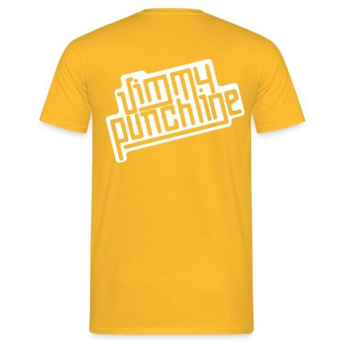 Jimmy Blanc - T-shirt Homme