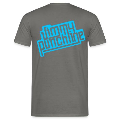 Jimmy Bleu - T-shirt Homme
