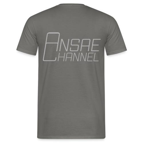 Ansae Channel - T-shirt herr