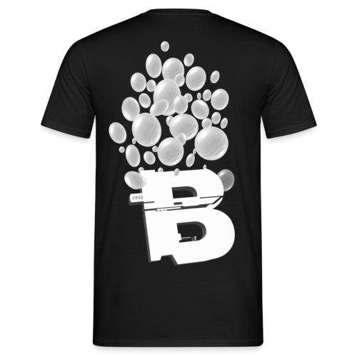 Bruistablet logo - Mannen T-shirt