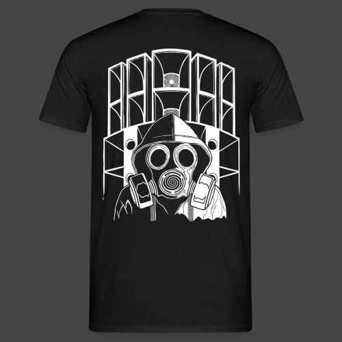 tekno 23 masque à gaz - T-shirt Homme