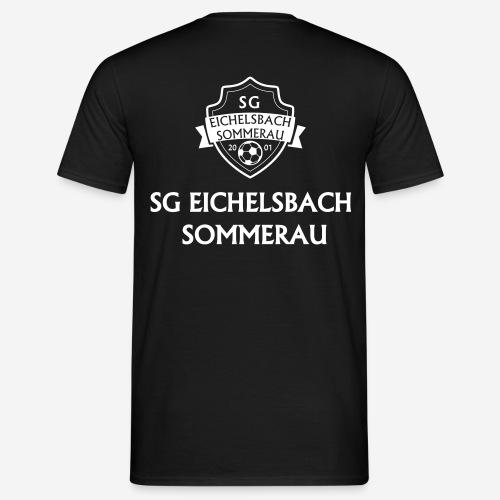 sg_text gerade_1 - Männer T-Shirt