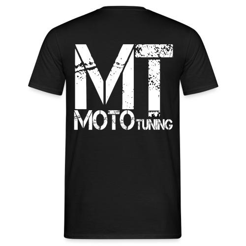 MotoTuning Logo - Men's T-Shirt
