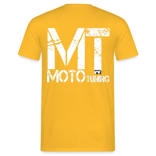 MotoTuning Logo - Men's T-Shirt