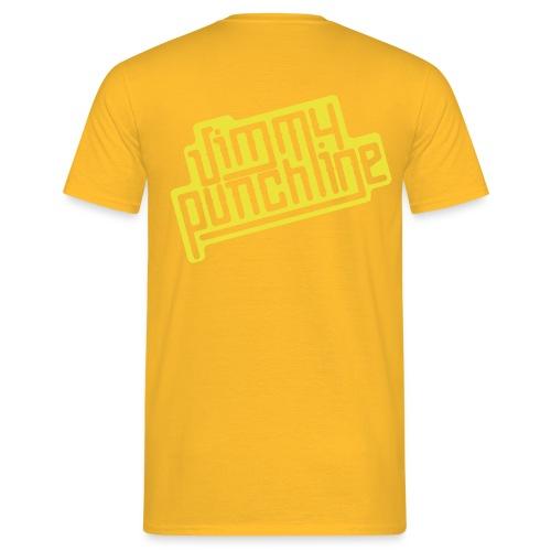 Jimmy Jaune - T-shirt Homme