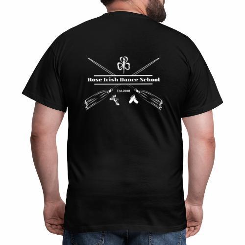 Bezem logo - Mannen T-shirt