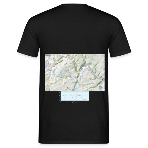 mellerdallfinisher - Männer T-Shirt