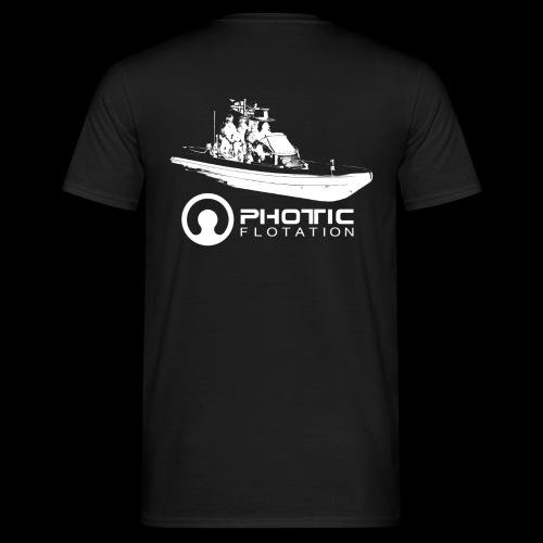 Photic Echo 29 - T-skjorte for menn