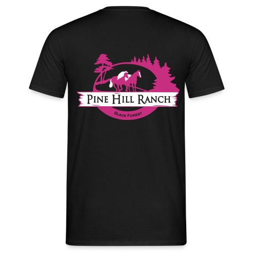 PINE hill Ranch6 - Männer T-Shirt