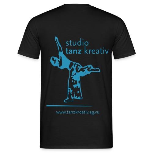 tanz kreativ www - Männer T-Shirt