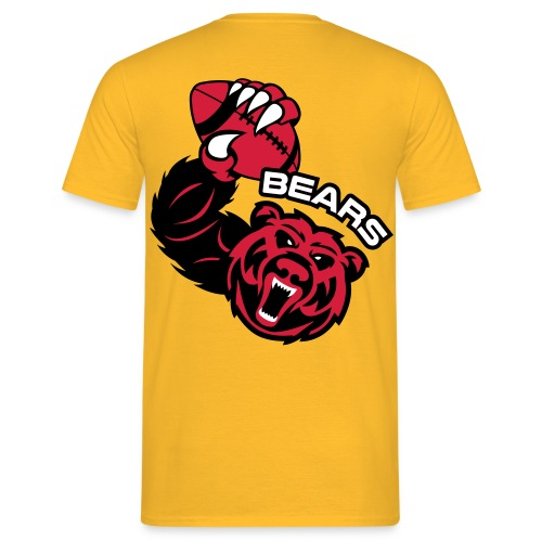 Bears Rugby - T-shirt Homme