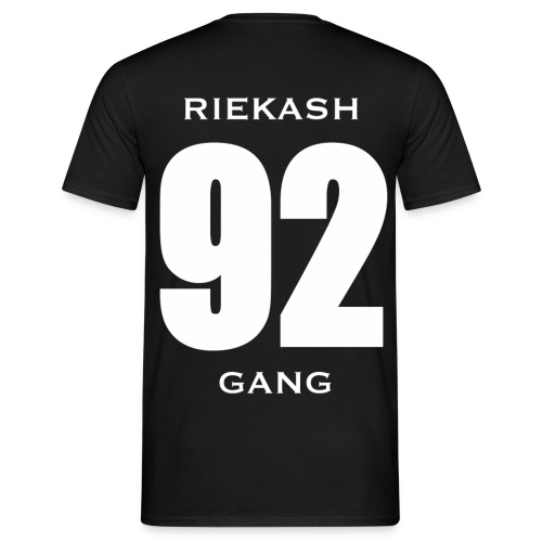 RieKash Gang Snapback - Männer T-Shirt