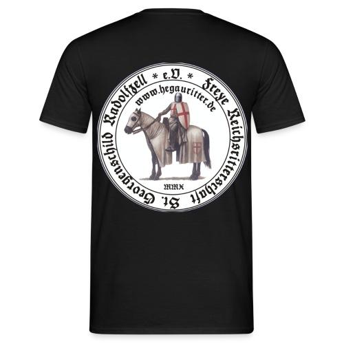 ritter gif - Männer T-Shirt