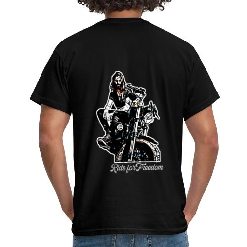 Ride for Freedom - Männer T-Shirt