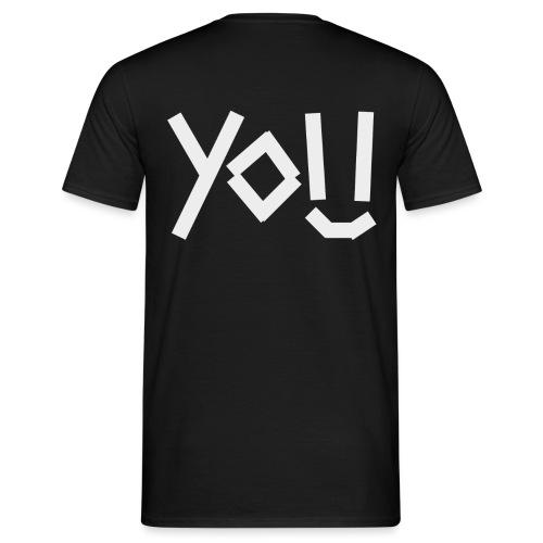 YOU - Mannen T-shirt