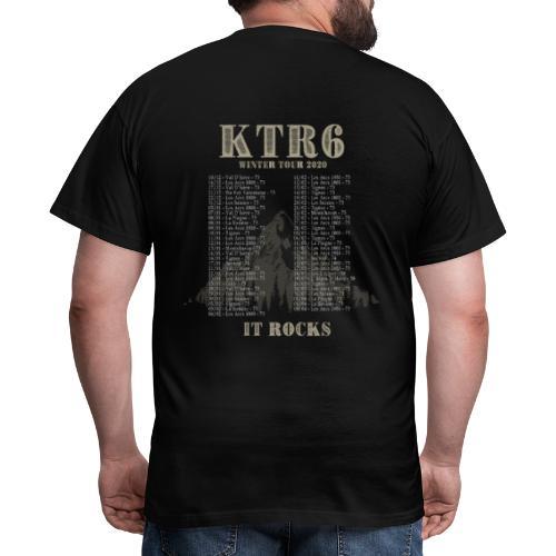 KTR6 - Winter Tour Bis - 2020 - T-shirt Homme