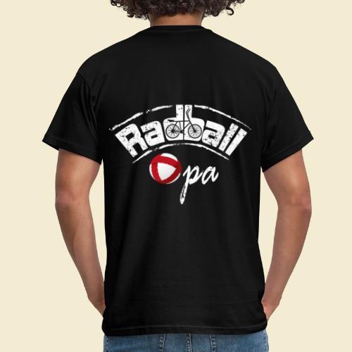 Radball | Opa - Männer T-Shirt
