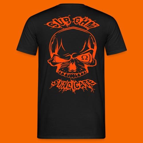 SOS_vektor - Männer T-Shirt