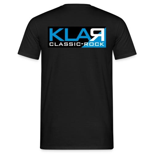 KLAR-Logo clear - Männer T-Shirt