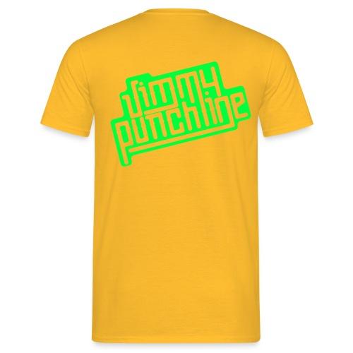 Jimmy Vert - T-shirt Homme