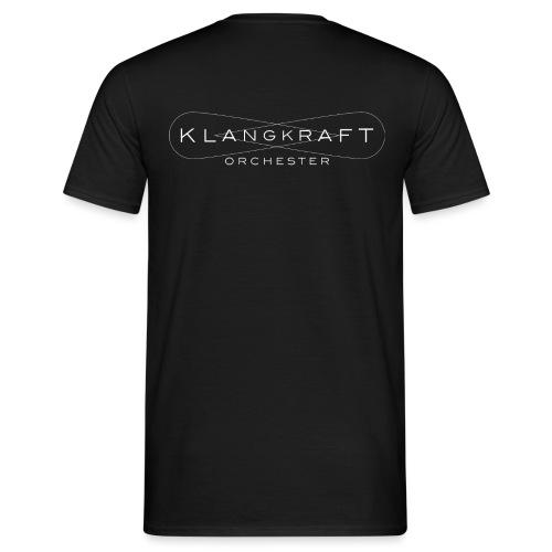 Klangkraft - Männer T-Shirt