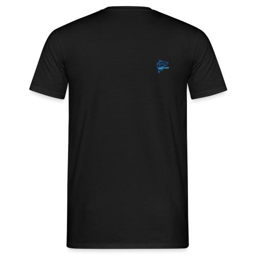 CraftLight logo - Mannen T-shirt