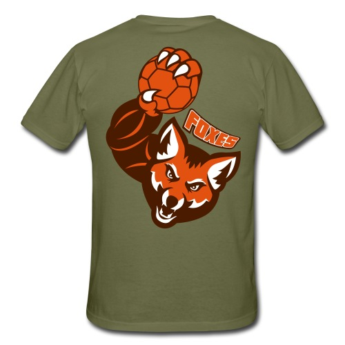 Foxes handball - T-shirt Homme
