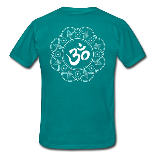 Om Mandala - Men's T-Shirt