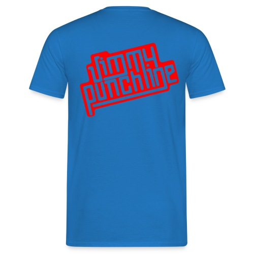 Jimmy Rouge - T-shirt Homme
