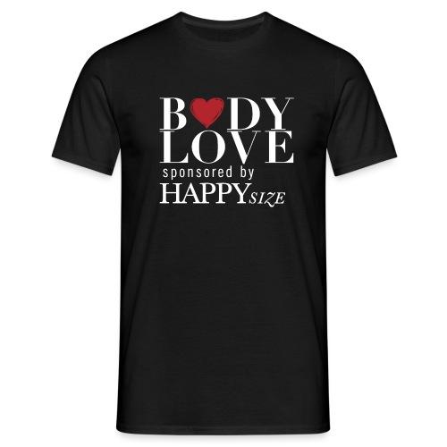 bodylove sponsered by HS - Männer T-Shirt