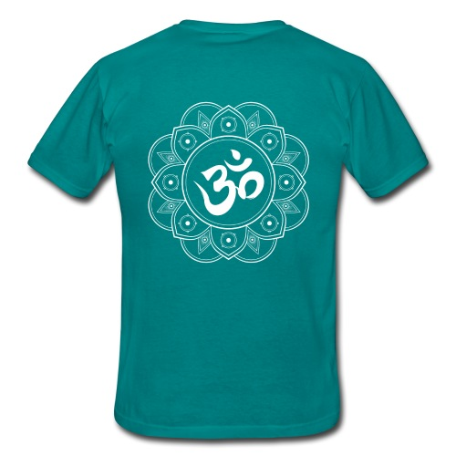 Om Mandala - Men's T-Shirt