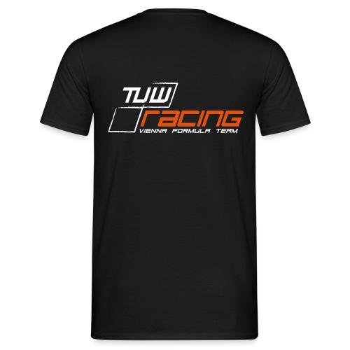 TUW Racing Logo Groß - Männer T-Shirt