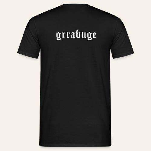 grrabuge white - T-shirt Homme