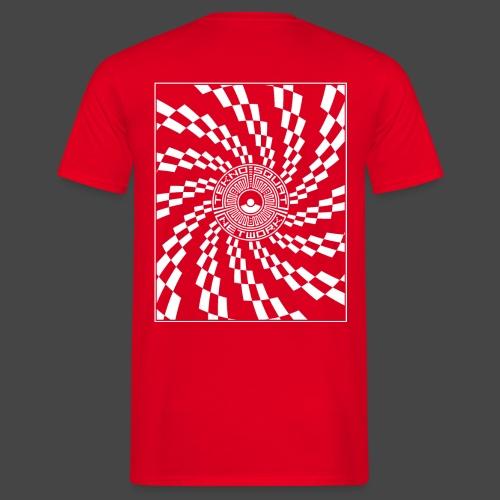 TEKNOSQUAT RÉSEAU SPIRAL - T-shirt Homme
