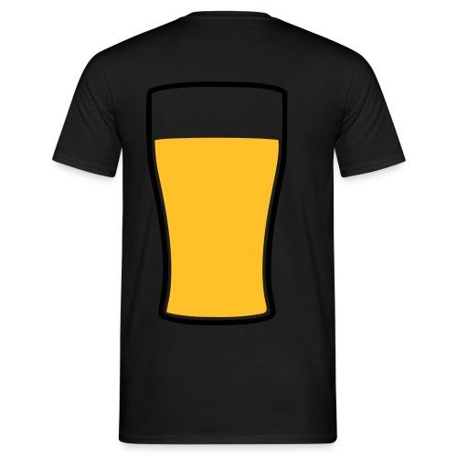 Bier! - Männer T-Shirt