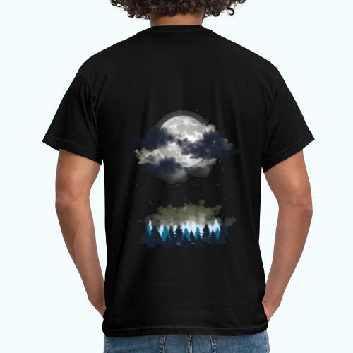 Midnight Forest - Men's T-Shirt