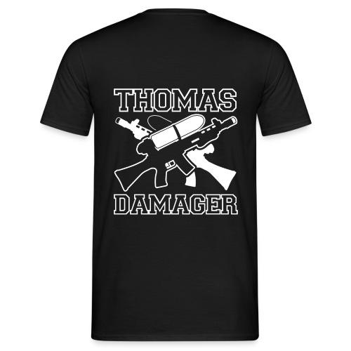 X Guns Weiß - Männer T-Shirt