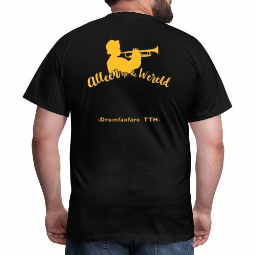 TTH uniform shirt [Alleen op de Wereld] - Mannen T-shirt